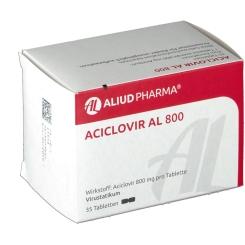 Aciclovir Al 800 Tabletten