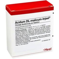 Acidum DL-malicum-Injeel® Ampullen