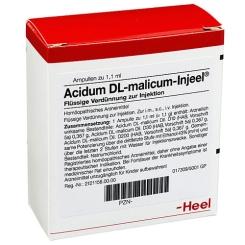 Acidum DL-malicum-Injeel® forte Ampullen