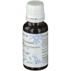 Acidum nitricum D6
