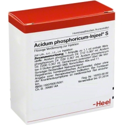 Acidum phosphoricum-Injeel® S Ampullen