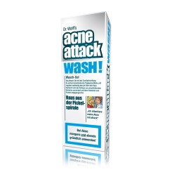 Acne Attack Wash