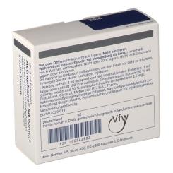ACTRAPHANE 50 Penfill 100 I.E./ml