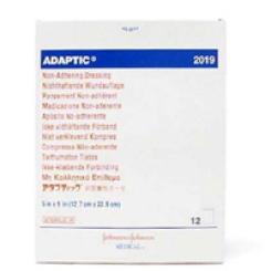 ADAPTIC® Nichthaftender Wundverband 12,7 x 22,9 cm
