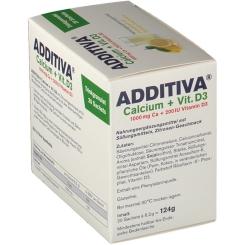 ADDITIVA® Calcium 1000 mg + Vitamin D 3 Pulver