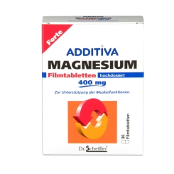 ADDITIVA® Magnesium 400 mg