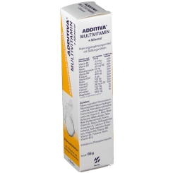 ADDITIVA® Multivitamin + Mineral Mandarinen Geschmack