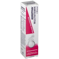 ADDITIVA® Multivitamin + Mineral Pfirsich-Geschmack