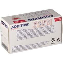 ADDITIVA® Vitamin B12 Trink-Ampullen