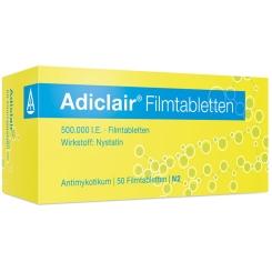 Adiclair® Filmtabletten