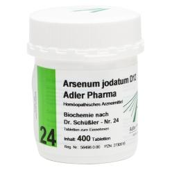 Adler Pharma Arsenum jodatum D12 Biochemie nach Dr. Schüßler Nr. 24