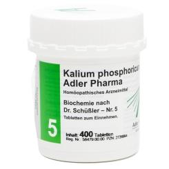 Adler Pharma Kalium phosphoricum D6 Biochemie nach Dr. Schüßler Nr. 5