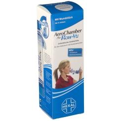 AeroChamber mit Mundstück für Erwachsene und Kinder (ab 5 J.)