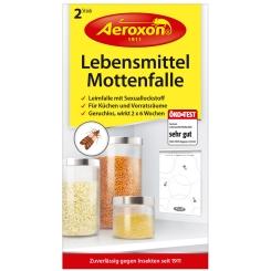 Aeroxon® Lebensmittelmotten-Falle Gegen Motten