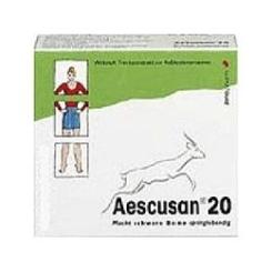Aescusan® 20 mg N Filmtabletten