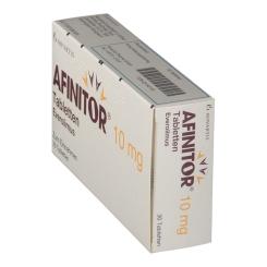 Afinitor® 10 mg