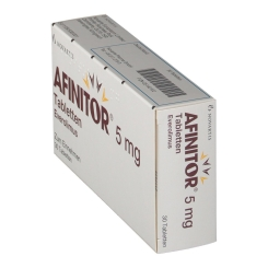AFINITOR 5 mg Tabletten
