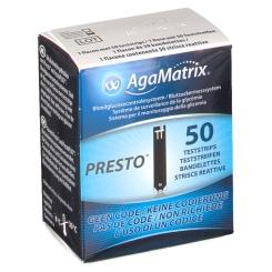 AgaMatrix® PRESTO® Teststreifen