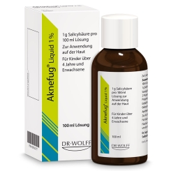Aknefug® Liquid 1% Lösung