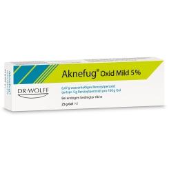 Aknefug-Oxid Mild 5 % Gel