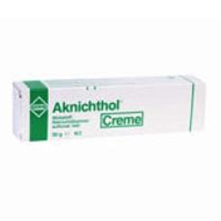 AKNICHTHOL® Creme