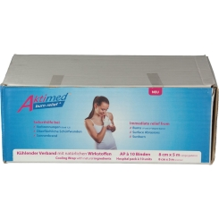 Aktimed® Burn Relief+ 8 cm x 5 m