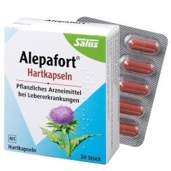 Alepafort® Mariendistel Kapseln