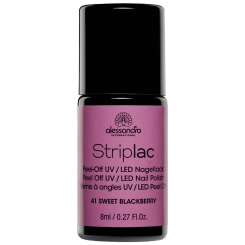 alessandro Striplac Nagellack 41 Sweet Blackberry