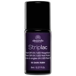 alessandro Striplac Nagellack 55 Dark Rubin