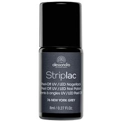 alessandro Striplac Nagellack 76 New York Grey
