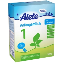 Alete® 1 Anfangsmilch