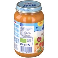 Alete® Baby-Pesto Rosso mit Pasta