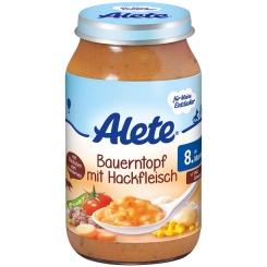 Alete® Bauerntopf mit Hackfleisch