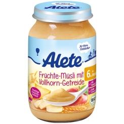 Alete® Früchte-Müsli mit Vollkorn-Getreide