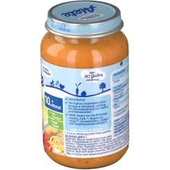 Alete® Gemüse mit Hirtenkäse & Nudeln