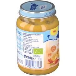 Alete Kartoffel-Kürbis-Gemüse mit Rind (neu)
