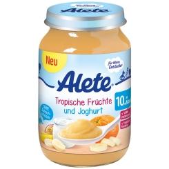 Alete® Tropische Früchte und Joghurt