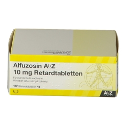 Alfuzosin AbZ 10mg