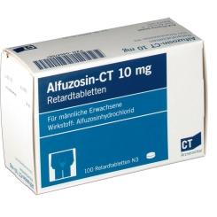 Alfuzosin-CT 10 mg Retardtabletten