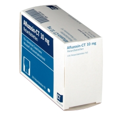 Alfuzosin-CT 10 mg Retardtabletten