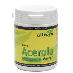 allcura Acerola-Pulver