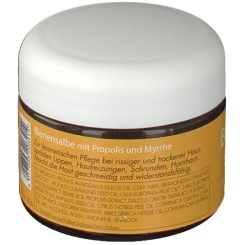 allcura Bienensalbe mit Propolis und Myrrhe