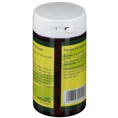 allcura Coenzym Q 10 Ubiquinol 100 mg