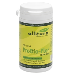 allcura ProBio-Flor Tabletten