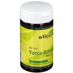 allcura Yucca Extrakt Kapseln