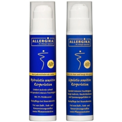 ALLERGIKA® sensitive Duo Set