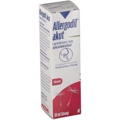 Allergodil® akut Nasenspray