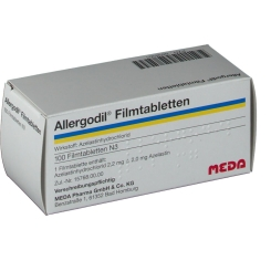 Allergodil Tabletten