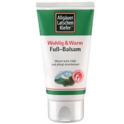 Allgäuer Latschenkiefer® Fuß-Balsam wohlig & warm