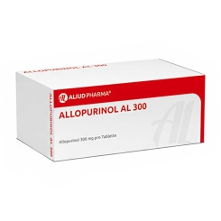 Allopurinol Al 300 Tabletten